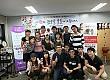 동성제약 자원봉사자들 단체사진